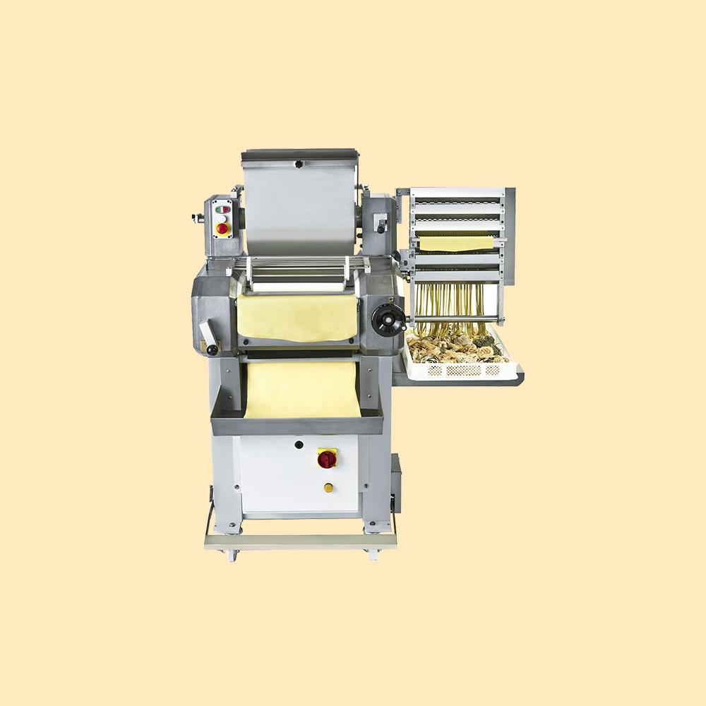 Semi-automatic pasta sheeter C 320